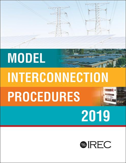 IREC Model Interconnection Procedures 2019