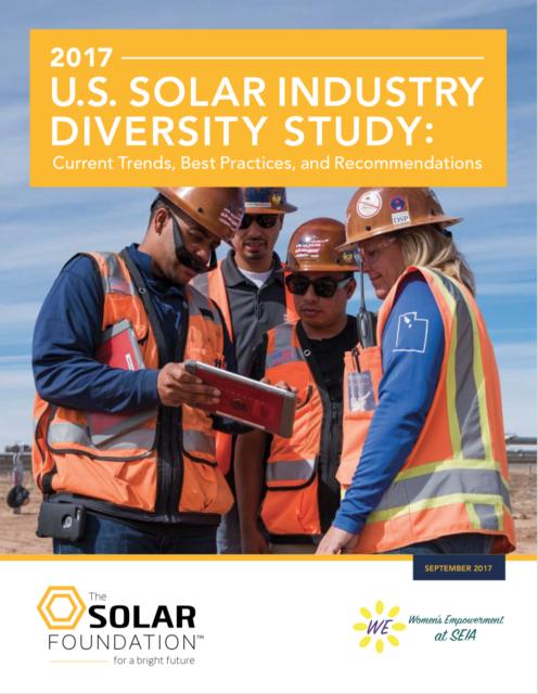 2017 Solar Industry Diversity Study