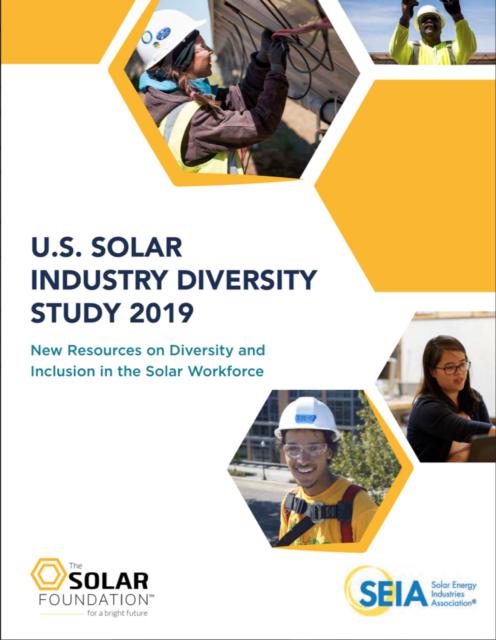 2019 Solar Industry Diversity Study