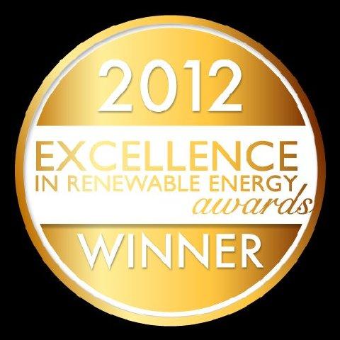 2012 REW award