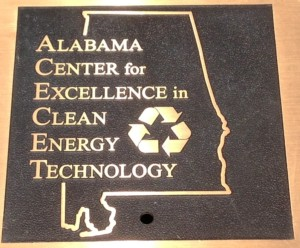 ACECET plaque