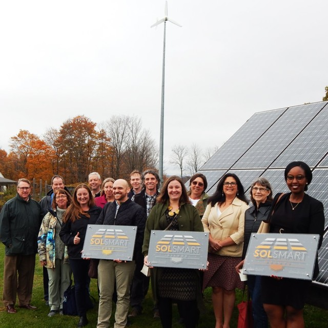 How the SolSmart Program Helps Communities Increase Local Solar Energy
