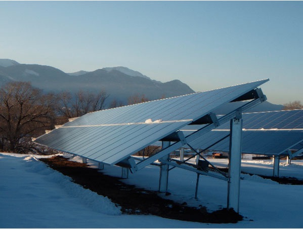 Venetucci Farms, Colorado Springs. Image: SunShare
