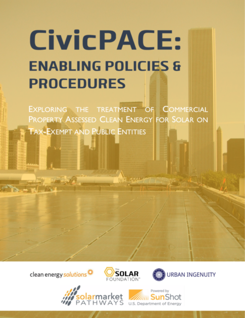 Codification of Enabling Policies and Procedures