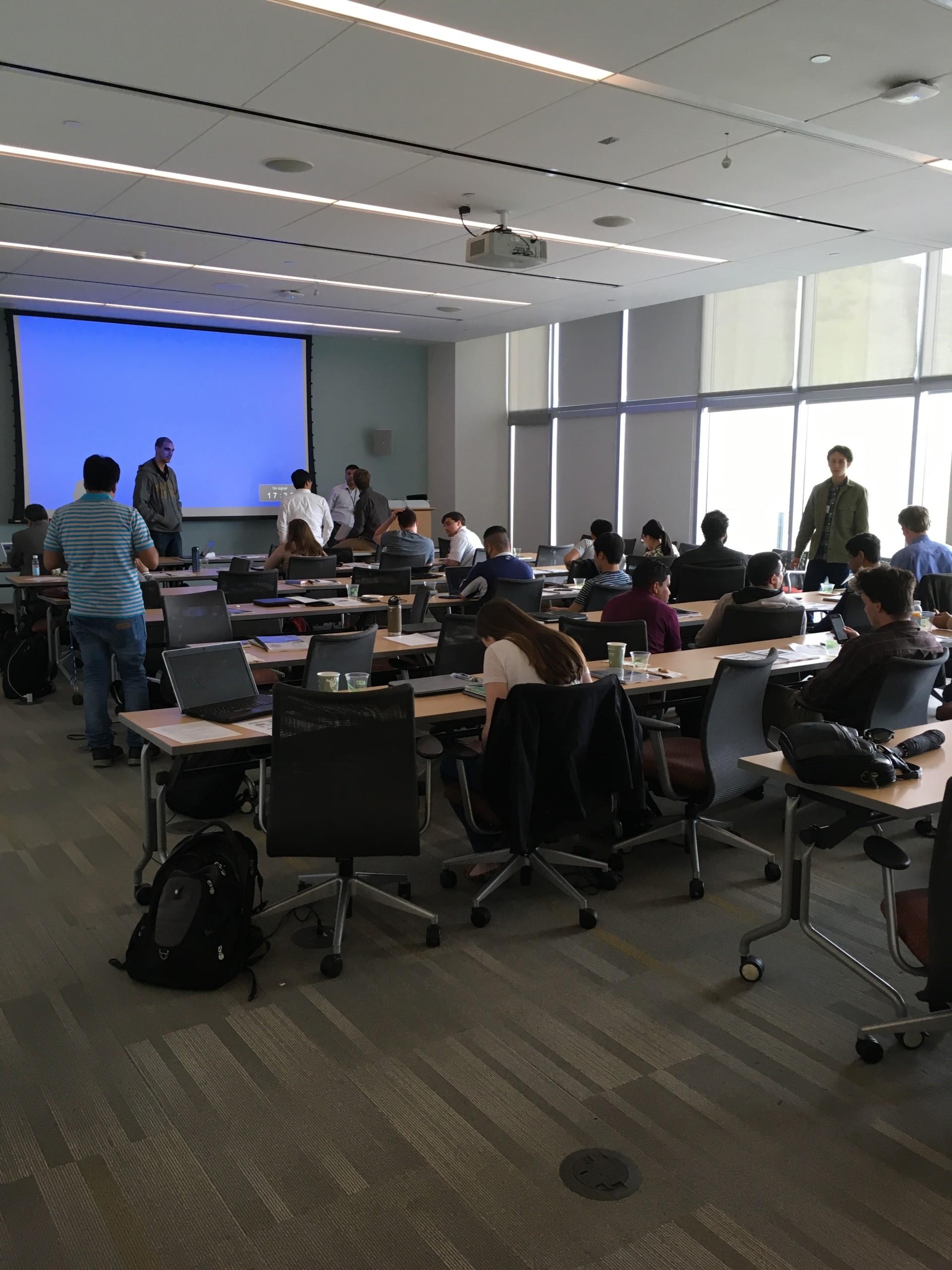 Classroom at NREL