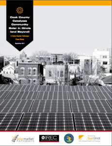 Cook County Jumpstarts Community Shared Solar