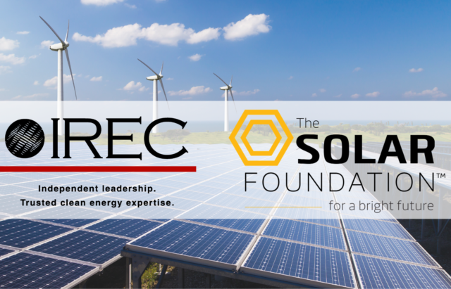 The Solar Foundation and IREC to Unite With Expanded Impact