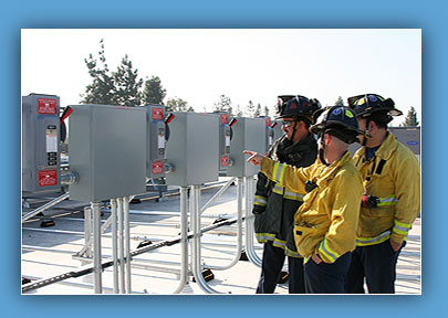 Online Solar PV Safety Training for Fire Fighters [VIDEO]