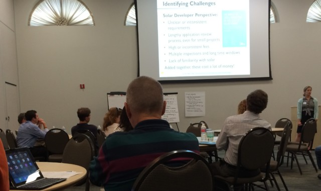 NC Workshop on Planning, Regulating, Permitting & Inspection Helps Local Governments