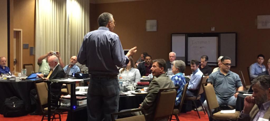 Gerry Bernstein CA/HI RTP shares insights about solar workforce training