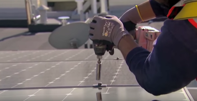 The Real Faces of the Solar Workforce