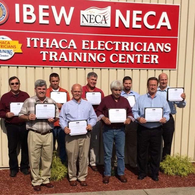 Prestigious Solar Training Accreditation Awarded to IBEW Wireman Programs