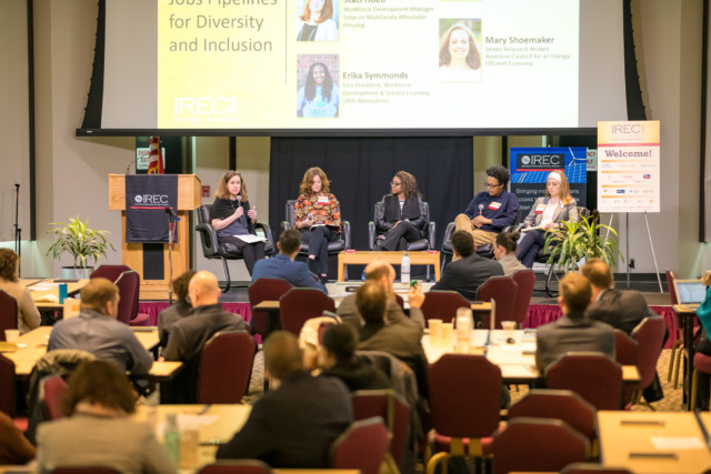Clean Energy Leaders Tackle Steps to 100% Clean Energy Future at IREC Vision Summit