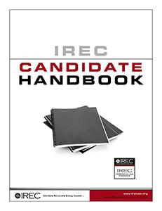 New Candidate Handbook Released