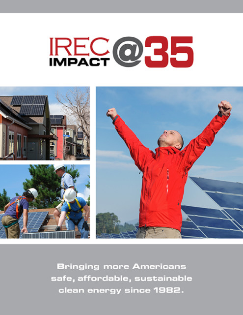 '@35Years IREC Impact Report: Top 8 Results