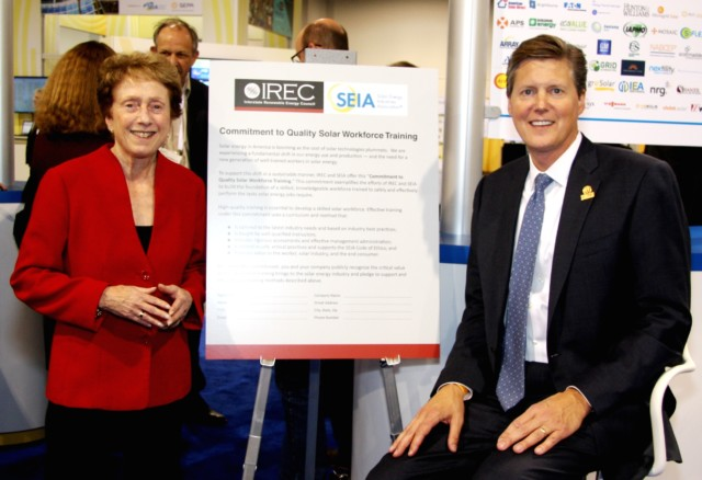 SEIA and IREC Call for Commitment from Solar Companies