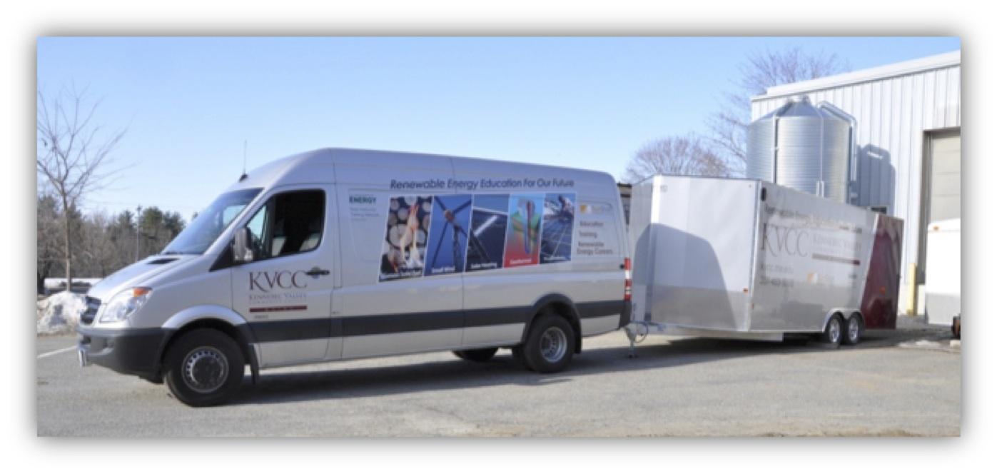 KVCC Van & Trailer