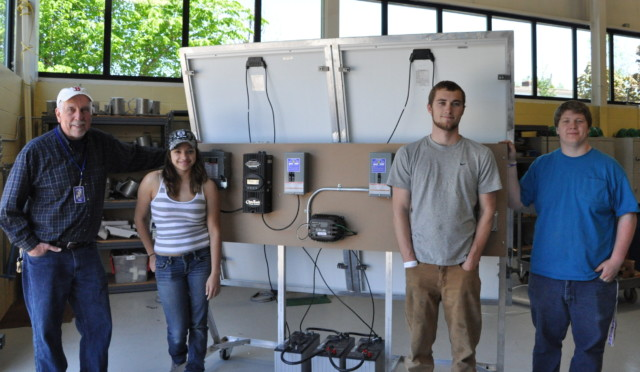 Experiential Education in Action at Mid-Maine Technical Center
