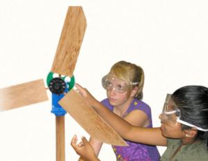 KidWind Challenge kids