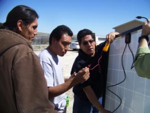 Lakota College Solar Team