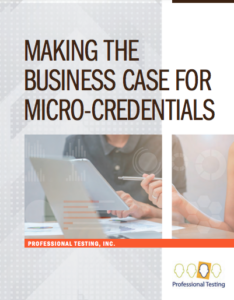 Making the Business Case for Micro-Credentials