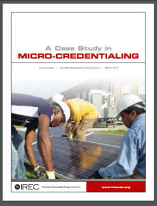 MicroCredential Case Study