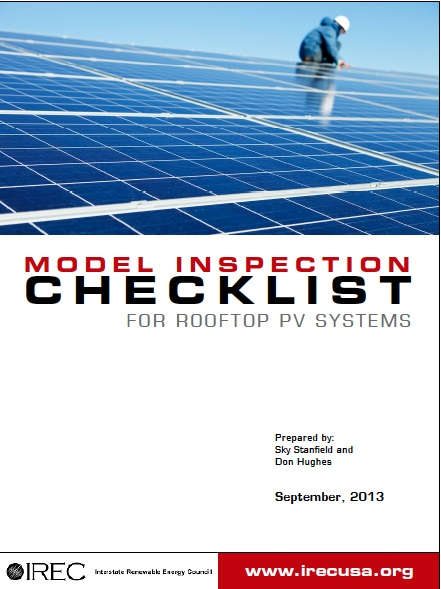 New Solar Inspection Tool to Help Ensure Quality, Efficiency and Safety