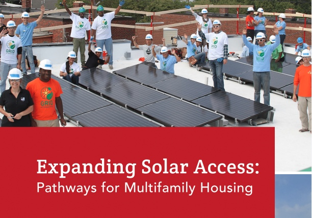 IREC Guide Highlights Solar Pathways for Multifamily Residents