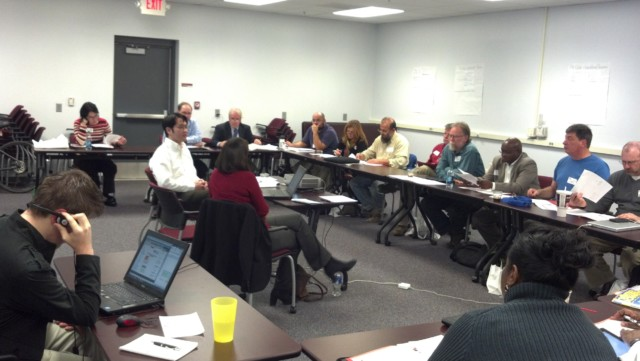 Southern Mid-Atlantic Community Colleges Converge at NC Solar Center for a Solar Collaborative Forum