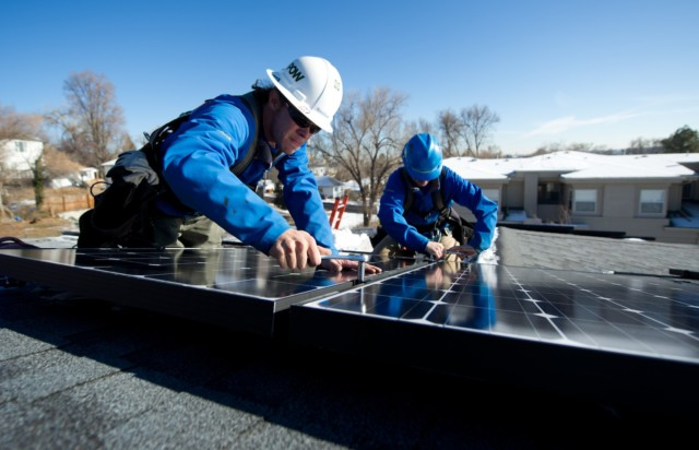 Safety's Role in Training: President's New Goal 75,000 Solar Workers
