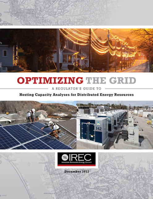 Report Guides States to Optimize Modern Electric Grid