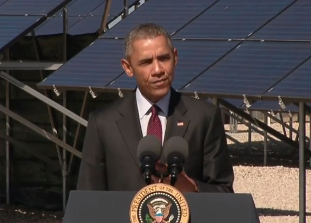 President Announces Training 75,000 Solar Workers With Help of the SITN