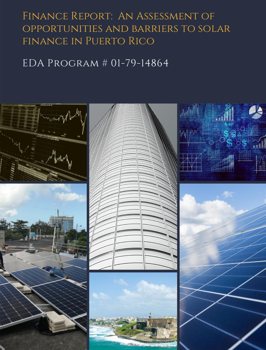 Puerto Rico Solar Finance Report