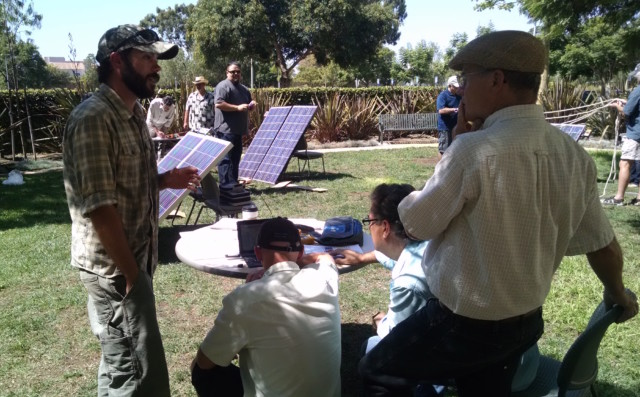 Instructor Training for PV O&M Meets Demand for California/Hawaii RTP