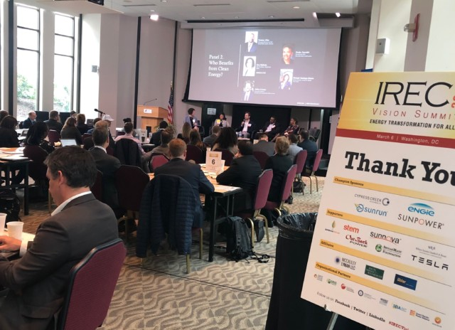IREC Vision Summit: the need for movement is urgent