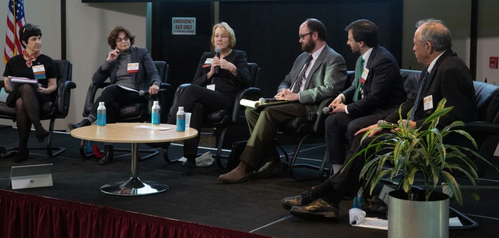 Leading the Transition panel