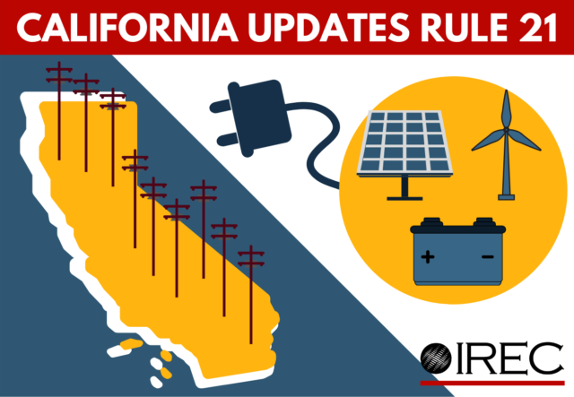California Adopts First Interconnection Rules to Utilize Hosting Capacity Results