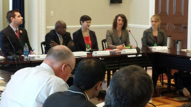 IREC Moderates at White House Shared Solar Summit