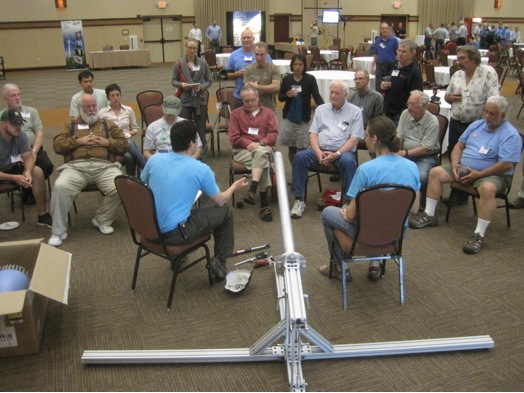SW Conference Pika turbine