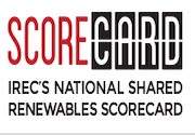 National Scorecard Reports How States Stack Up on Shared Renewable Energy Programs