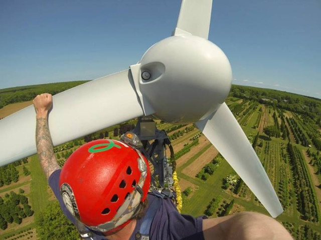 IRS to Small Wind Manufacturers and Consumers: Certification Necessary to Qualify for 30% Tax Credit