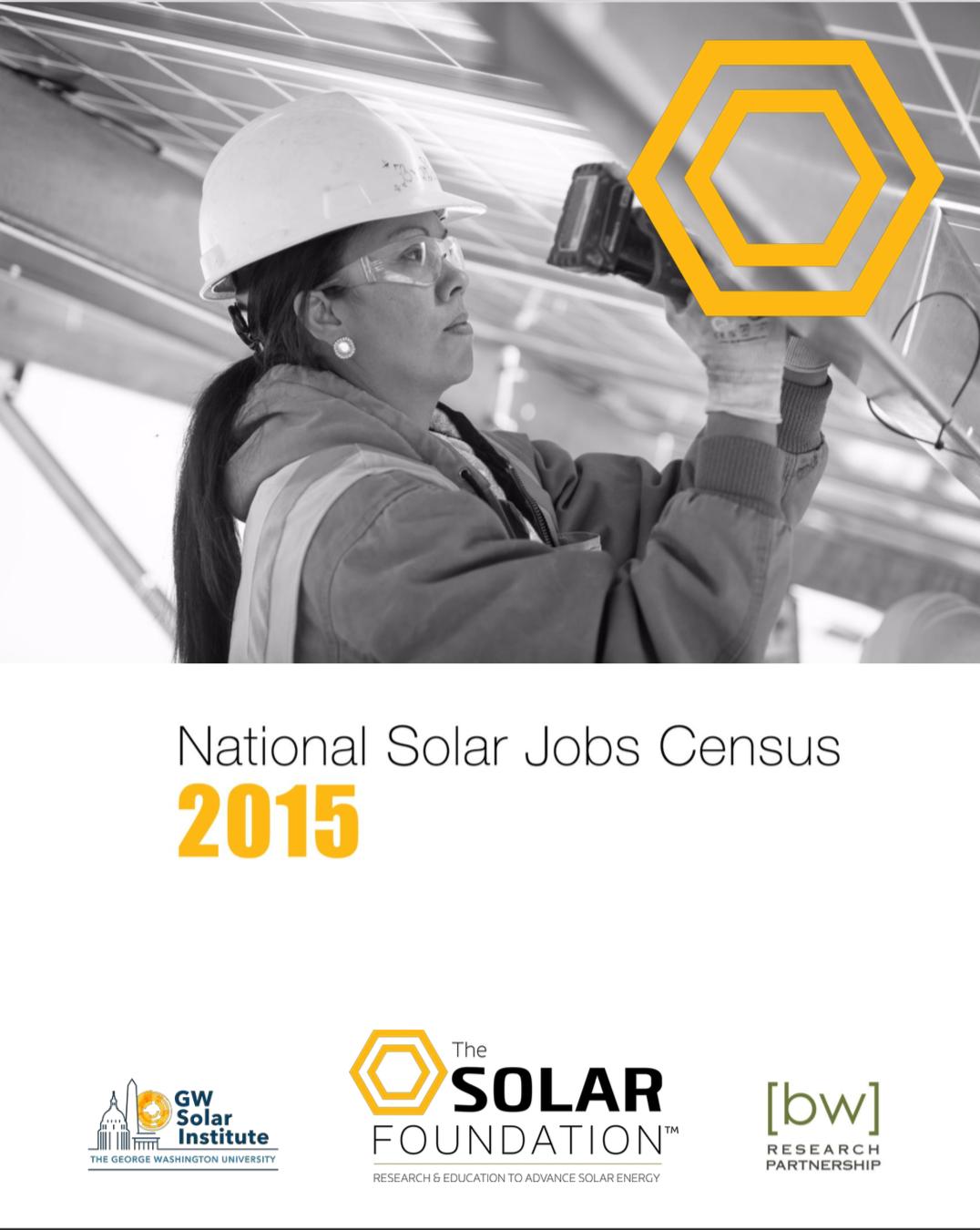 National Solar Jobs Census 2015