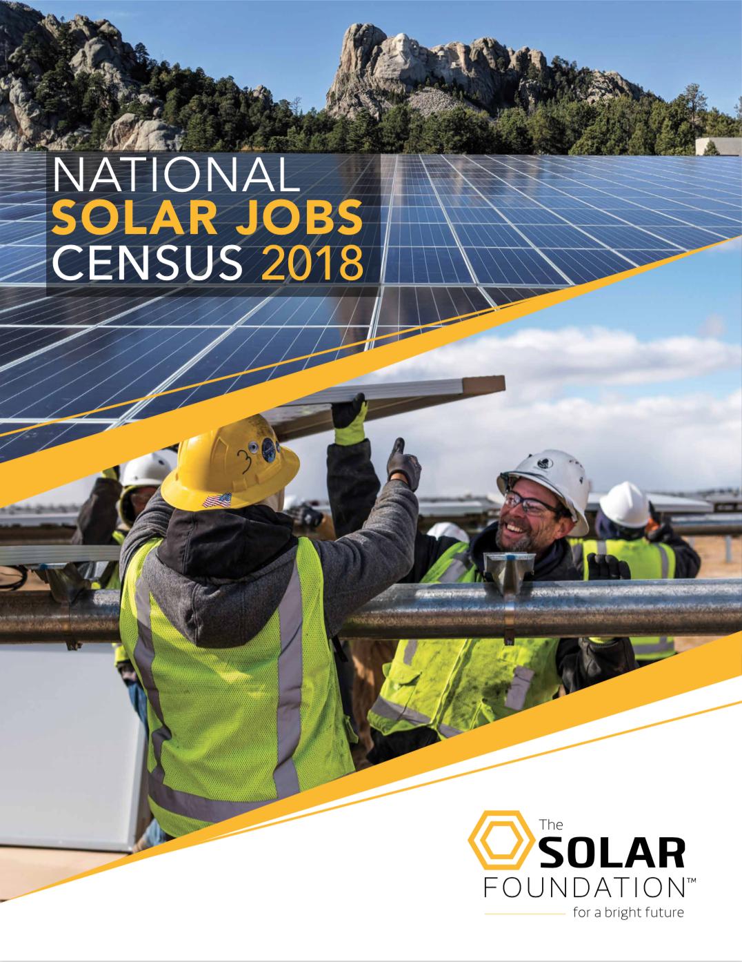 National Solar Jobs Census 2018