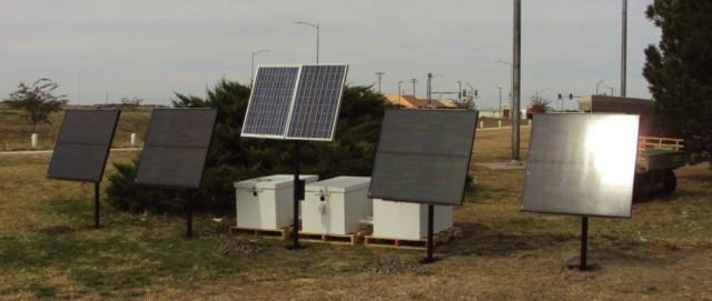 Solar Energy Training in Kansas, the Sunflower State