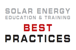 For Solar Educators & Trainers: Photovoltaic Labs Best Practices