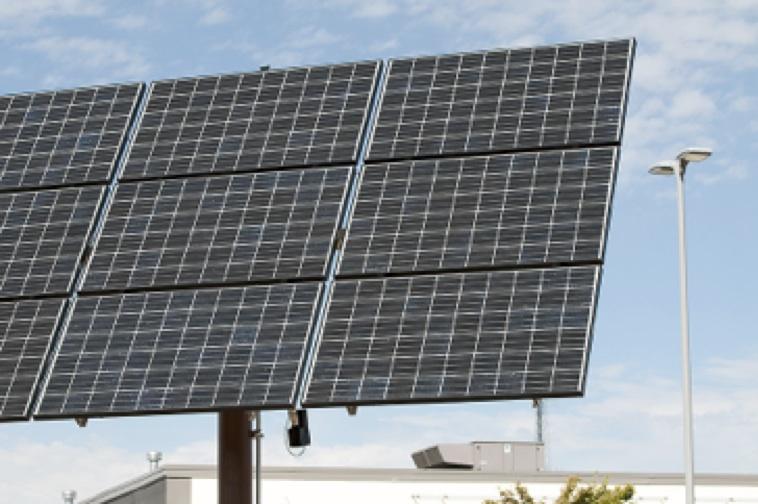Solar program training yard