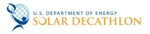 U.S. DOE SOlar Decathlon logo