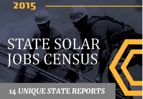 New State Solar Jobs Census Complements National Report