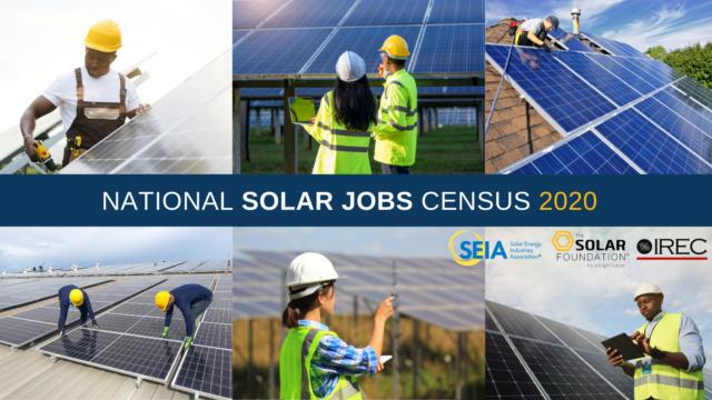 Solar Jobs Support 231,000 Families, Must Grow 4X to Reach Biden's Clean Energy Target