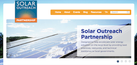 SolarOps website